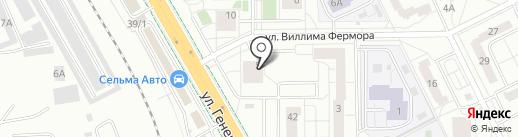 Магазин по продаже сахарной пасты для шугаринга и материалов для салонов красоты на карте Калининграда