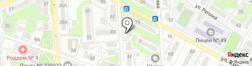 Левченко и партнеры на карте Калининграда