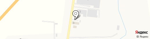 МАКС на карте Поддубного