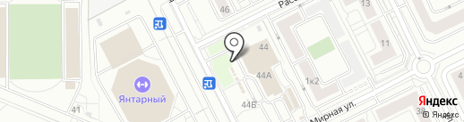 Банкомат, КБ ЭНЕРГОТРАНСБАНК на карте Калининграда