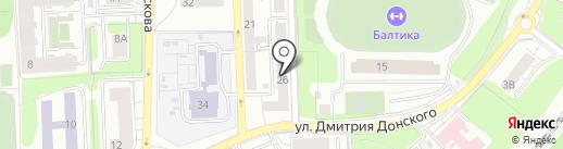 Mary Kay на карте Калининграда