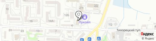 Региональные Бизнес Системы на карте Калининграда