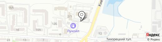 TRADE-IN АВТО на карте Калининграда