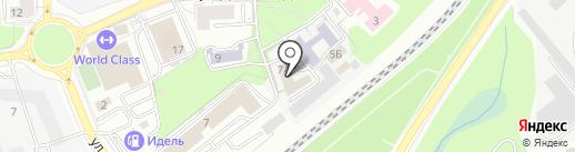 МАКС на карте Калининграда