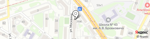 1С:БухОбслуживание на карте Калининграда