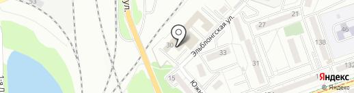 Doorhan на карте Калининграда