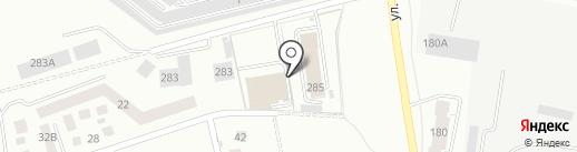 Видеодом на карте Калининграда