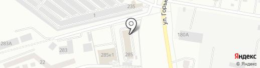 КенигПроф на карте Калининграда