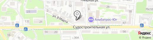 Пивной мир на карте Калининграда
