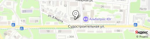 Алоэ и Авиценна на карте Калининграда