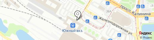 Творческие Мастерские Янтарных Промыслов на карте Калининграда
