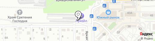 МТВ РБК на карте Калининграда
