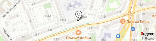 Primavera дисконт на карте Калининграда