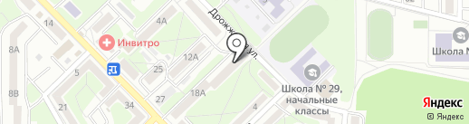Маленькое Королевство на карте Калининграда