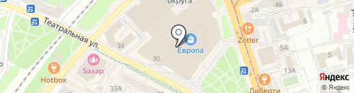 Brow Bar Х.О на карте Калининграда