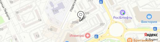 Инженерные Коммуникации на карте Калининграда