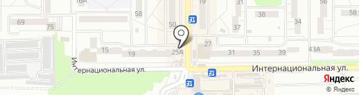 МРОВ на карте Калининграда