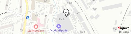 В чистоте на карте Калининграда