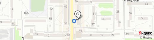 Будь здоров на карте Калининграда