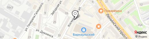 ГСС на карте Калининграда
