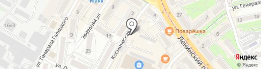 АРШиномонтаж на карте Калининграда