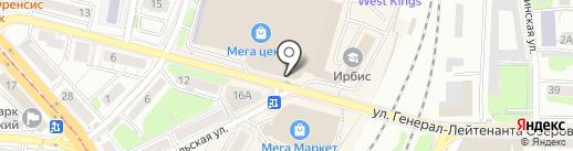 Объект 39 на карте Калининграда