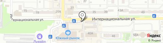 Одноразовая посуда & упаковка на карте Калининграда