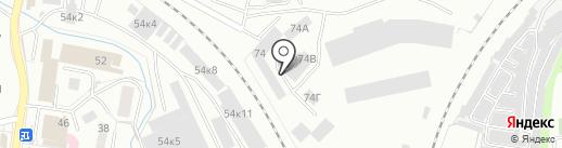 ФАРМЛАЙН на карте Калининграда