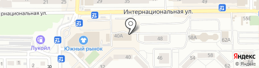 Мираж на карте Калининграда