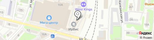 Познай себя на карте Калининграда