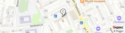 Первая Помощь + на карте Калининграда