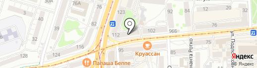 РосДеньги на карте Калининграда