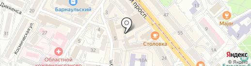 Академия Гениев на карте Калининграда
