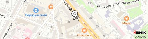 Отличник39 на карте Калининграда