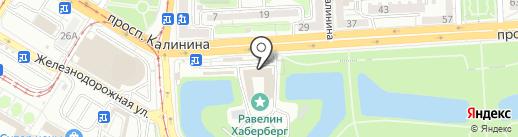 Новое поколение на карте Калининграда