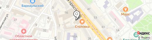 KGDom на карте Калининграда