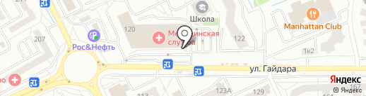 Игрушки+ на карте Калининграда