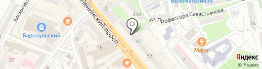 САЛЬВАДОР ДАЛИ на карте Калининграда
