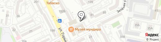 Ремонтная компания на карте Калининграда