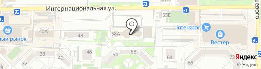 Velvet на карте Калининграда