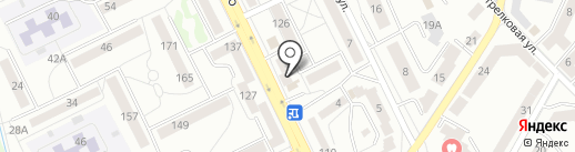 Автосервис на карте Калининграда