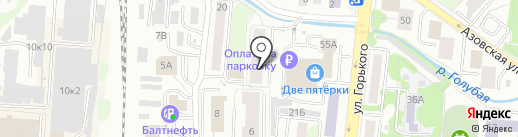Vpodarok39.ru на карте Калининграда
