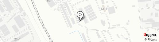 СтройДом на карте Калининграда