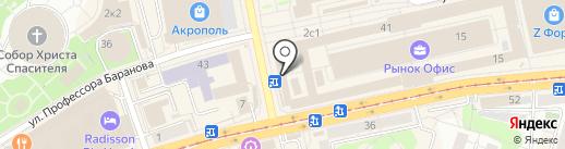 Мир Арабских духов на карте Калининграда