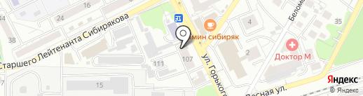 Магазин электробензоинструментов и садовой техники на карте Калининграда
