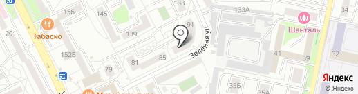 АВТОСПЕКТР на карте Калининграда