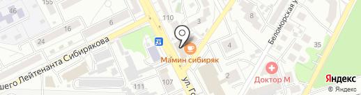 Додо Пицца на карте Калининграда