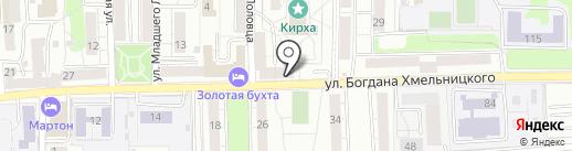 Лидер Финанс на карте Калининграда