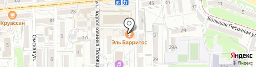 Дом-Строй на карте Калининграда