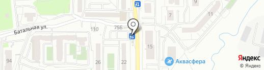 ПравдоBio на карте Калининграда